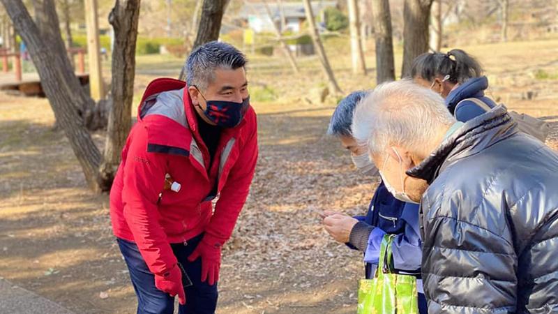 第68回「草の根」タウンミーティング@ふれあいの森